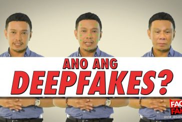Fact or Fake with Joseph Morong: Beware of Deepfakes!
