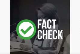 FACT CHECK: Spliced version of De Lima's privilege speech