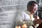 FACT CHECK: Did Aguirre reward inmates who testified vs De Lima?
